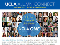 Alumni Connect - January 2017