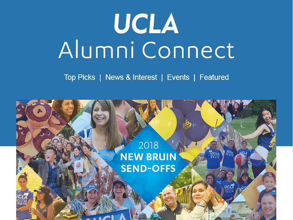 Alumni Connect - July 2018