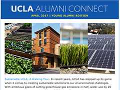 Alumni Connect - April 2017