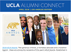 Alumni Connect - April 2018