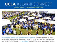 Alumni Connect - August 2014