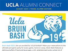 Alumni Connect - August 2015