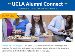 Alumni Connect - December 2013