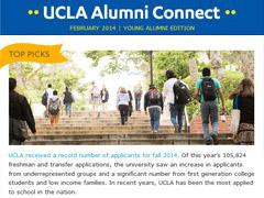 Alumni Connect - February 2014