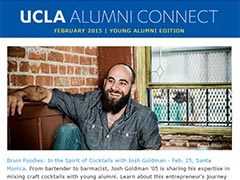 Alumni Connect - February 2015