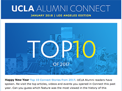 Alumni Connect - January 2018