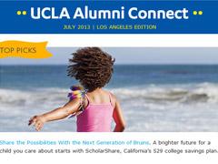 Alumni Connect - July 2013