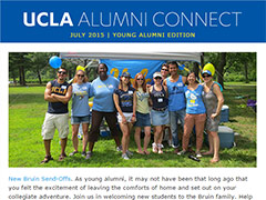 Alumni Connect - July 2015