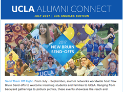 Alumni Connect - July 2017
