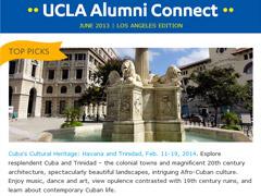 Alumni Connect - June 2013