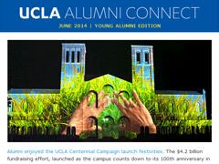 Alumni Connect - June 2014