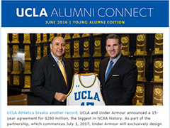 Alumni Connect - June 2016