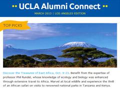 Alumni Connect - March 2013