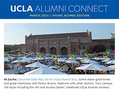 Alumni Connect - March 2015