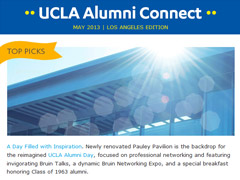 Alumni Connect - May 2013