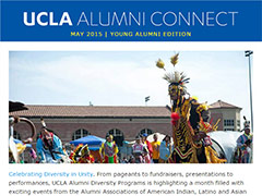 Alumni Connect - May 2015