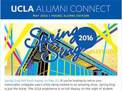Alumni Connect - May 2016