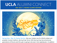 Alumni Connect - May 2017