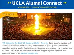 Alumni Connect - November 2013