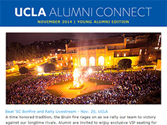 Alumni Connect - November 2014