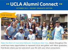 Alumni Connect - October 2013