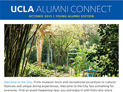 Alumni Connect - October 2015