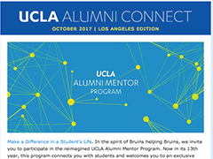 Alumni Connect - October 2017