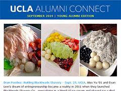 Alumni Connect - September2014