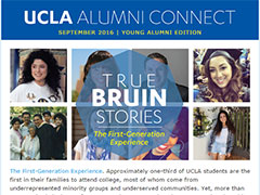 Alumni Connect - September 2016