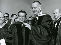 Presidents at UCLA