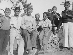 UCLA's first charity