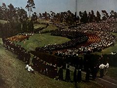 Commencement ceremonies