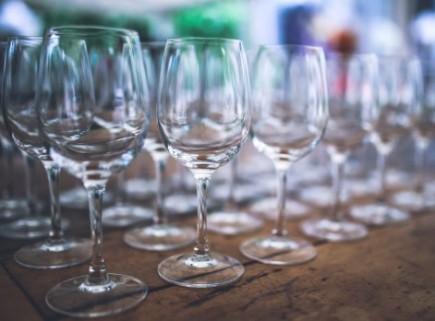 wine-glasses-empty-white-glass