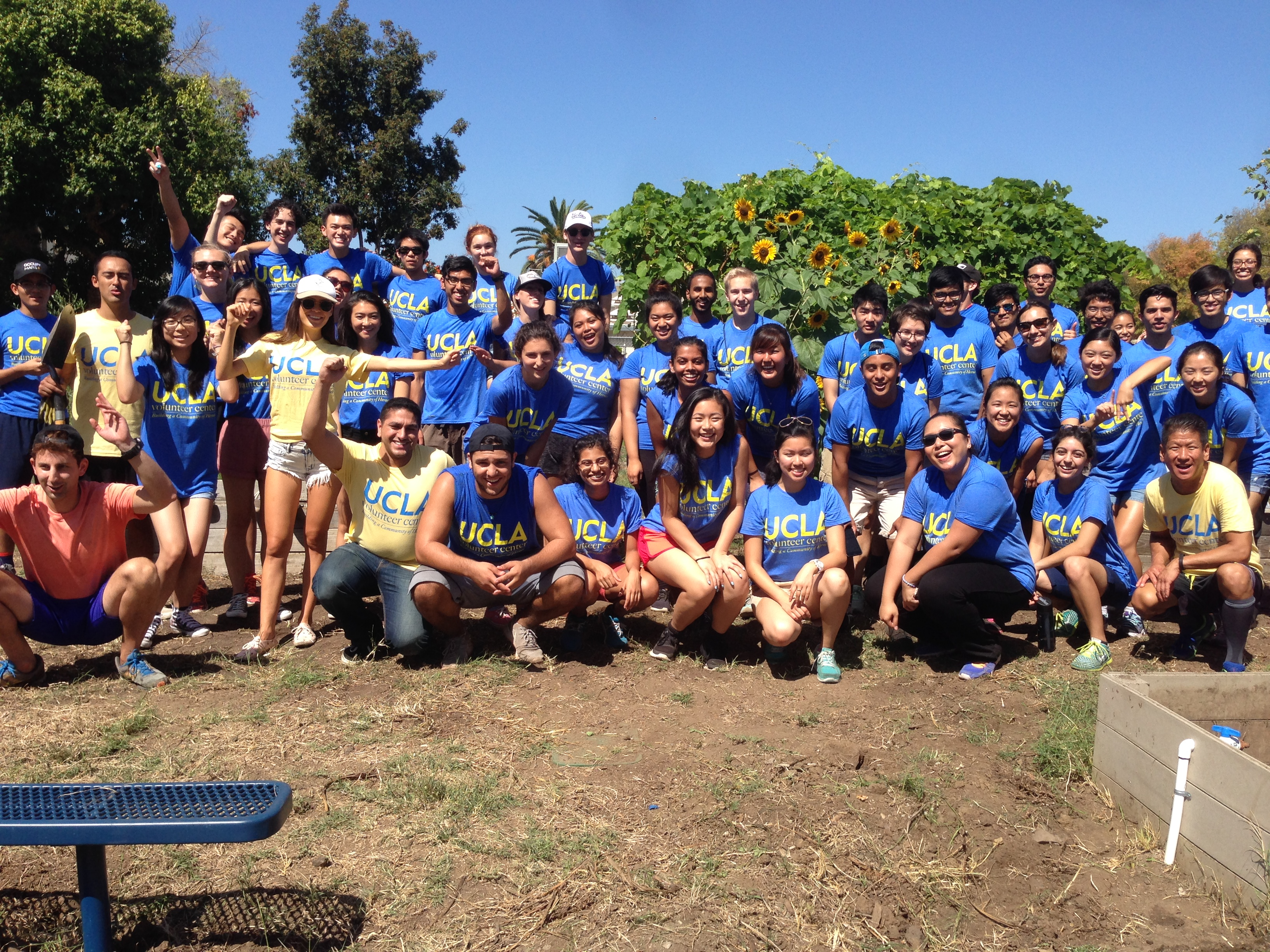friends of ucla westside alumni scholarships campaign college day at reading to kids community service