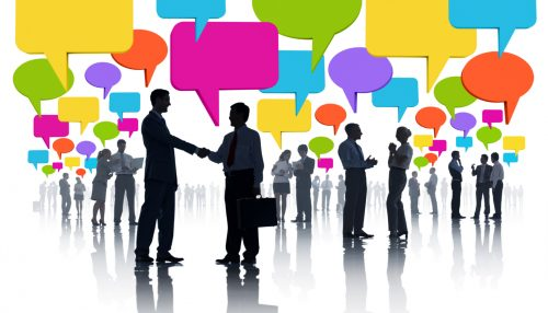 business-communication-duplicate-model