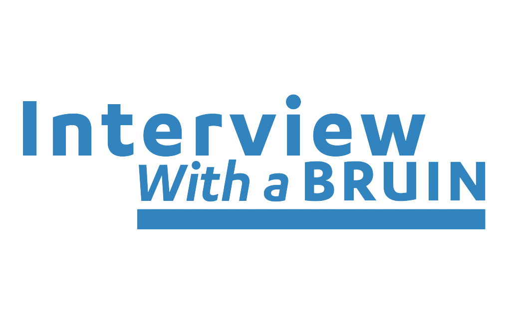 Interview with a Bruin
