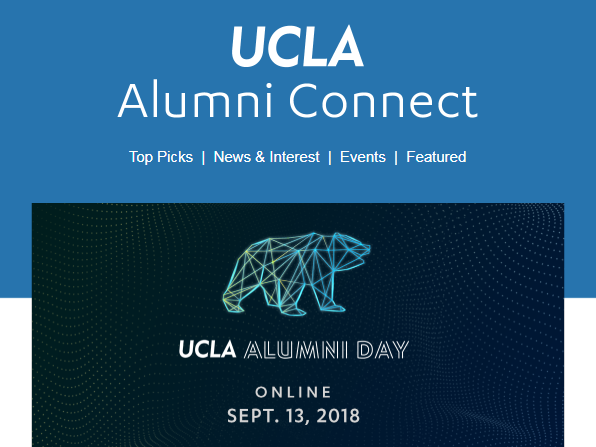 Alumni Connect - September 2018