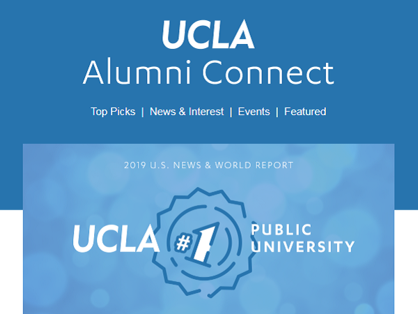 Alumni Connect - October 2018