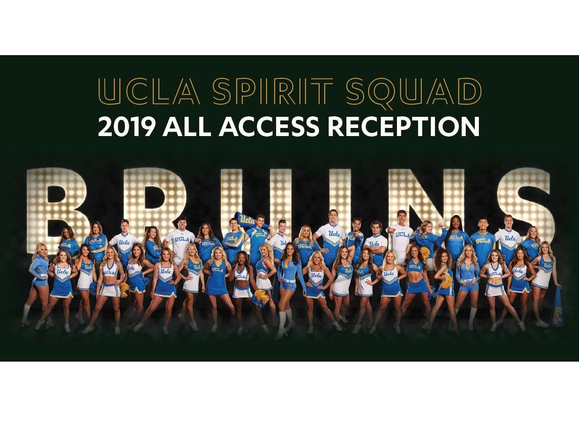 Spirit Squad 2019 All-Access Reception