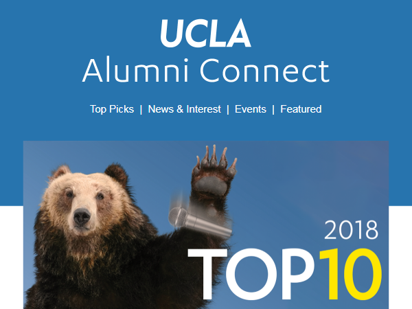 Alumni Connect - January 2019