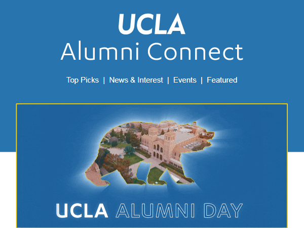 Alumni Connect - April 2019