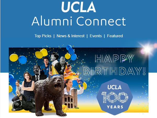 Alumni Connect - May 2019