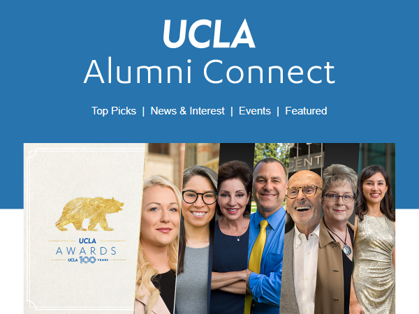 Alumni Connect - July 2019