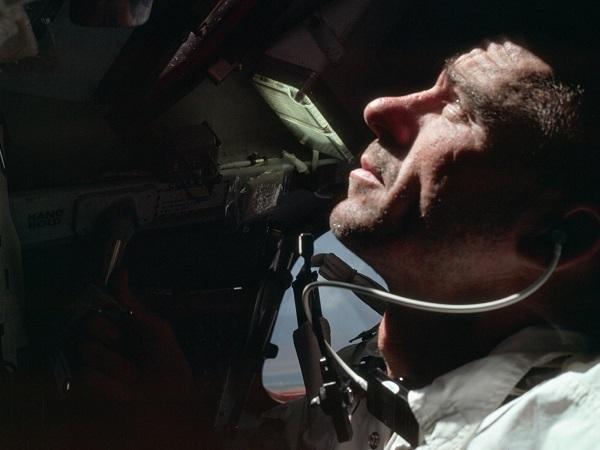 Bruin in Space - Apollo 7