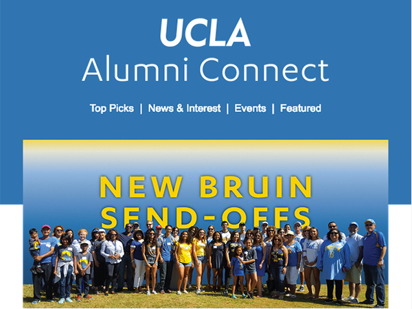 Alumni Connect - August 2019