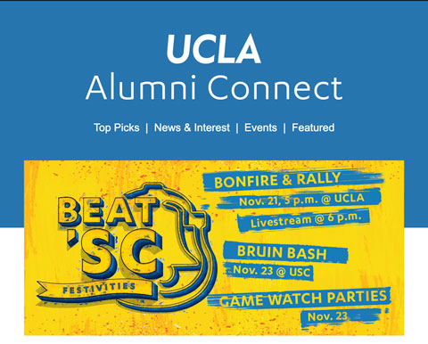Alumni Connect - November 2019