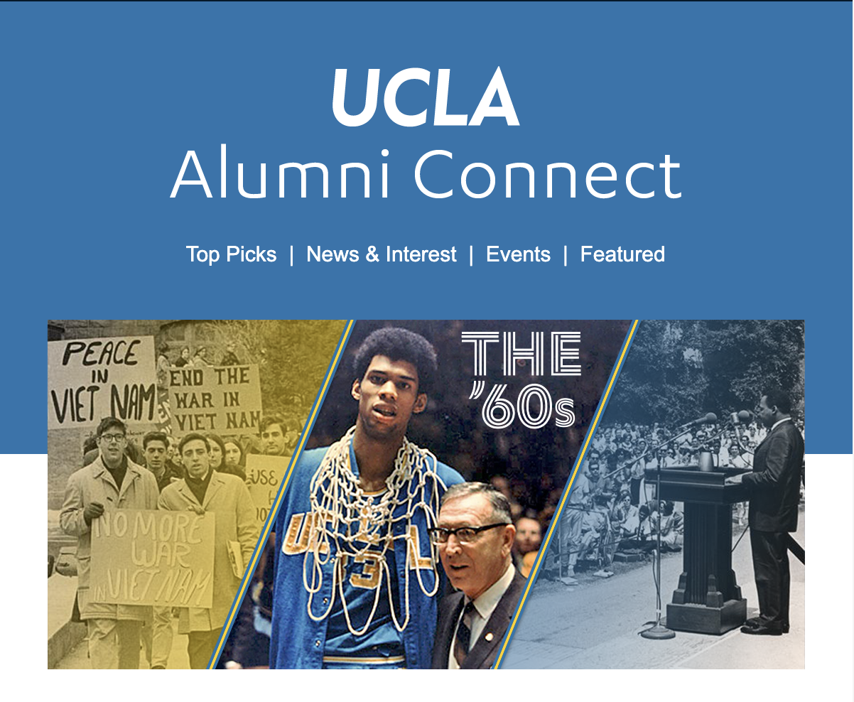 Alumni Connect - October 2019