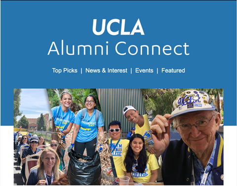 Alumni Connect - January 2020