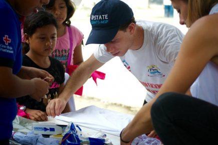 Adam Shahar - Peace Corps