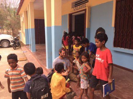 Emre Titzer - Peace Corps